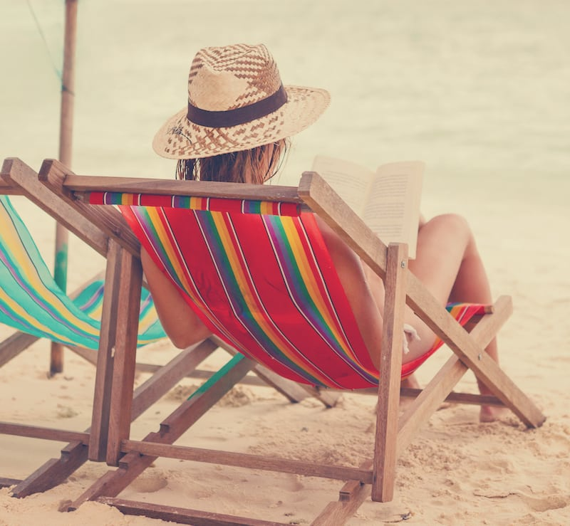tech-free holiday