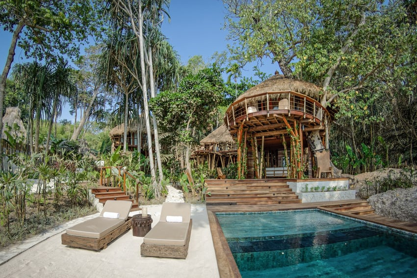 Mamole Treehouse at Nihiwatu Island Resort