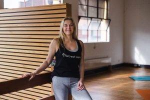 corporate yoga instructor melbourne