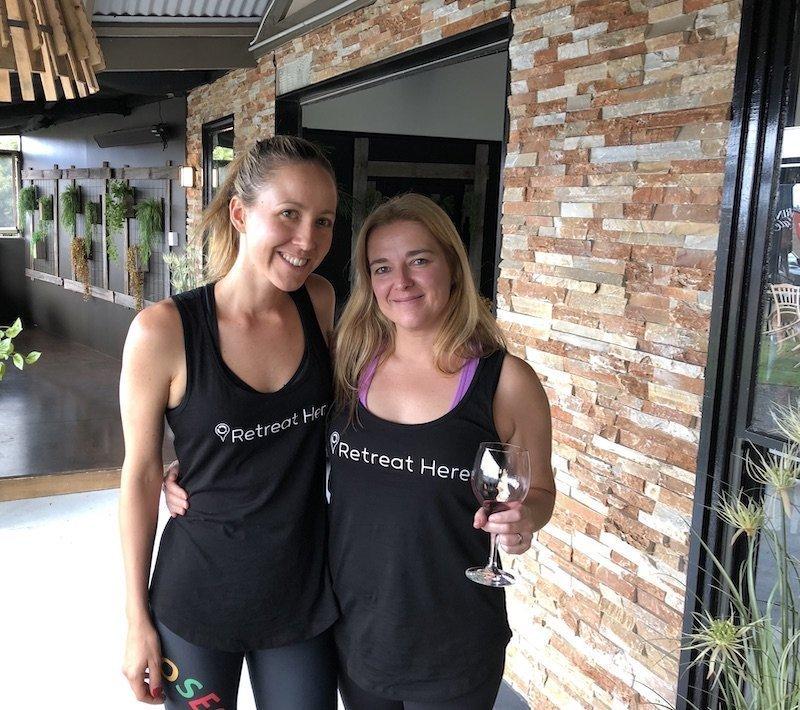 Yoga and wine retreat Tuscany