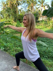 Yoga and Wine Retreat Tuscany, Host Sabijn Linssen
