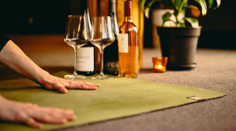 How to balance a healthy lifestyle with yoga and wine